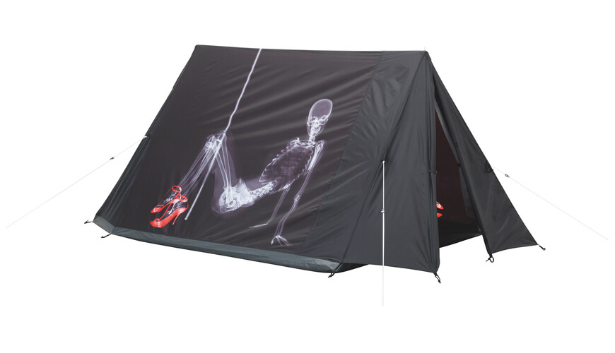 Easy Camp Image X-Ray - Tente - noir